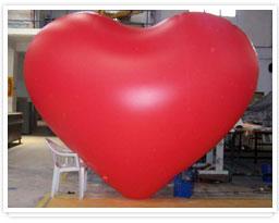 hart ballonnen