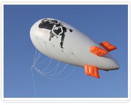 zeppelin ballonnen